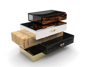 BOCA DO LOBO - frank - Bedside Table