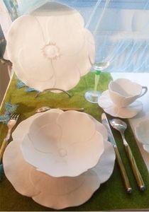 PORCELAINE CLAUDIE FRANEL -  - Tea Cup