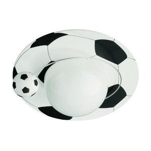 Philips - calco - plafonnier football ø33,2cm | lustre et pl - Ceiling Lamp
