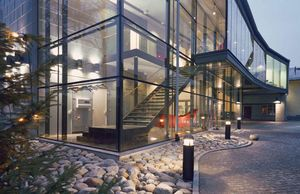 GLASSOLUTIONS France - eglas - Stairs
