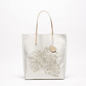 JACK GOMME - palm - Shopping Bag