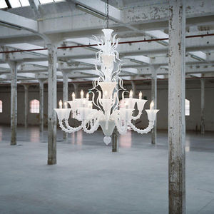 MULTIFORME - fluage - Chandelier Murano