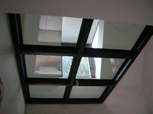 Metal Design -  - Glass Floor