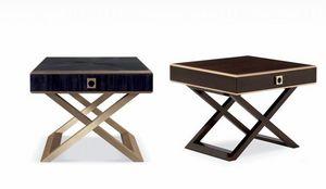 Armani Casa - damasio - Side Table