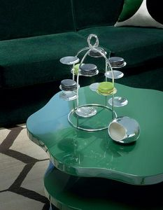Ercuis - lattitude - Tiered Tray
