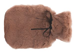 Maison De Vacances - lapin rose - Hot Water Bottle