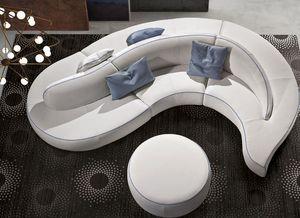 ITALY DREAM DESIGN - --onda - 5 Seater Sofa