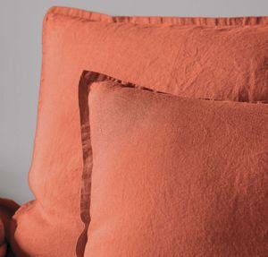 BLANC CERISE - lin de rêve - Pillowcase