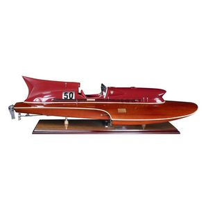 Authentic Models -  - Boat Model