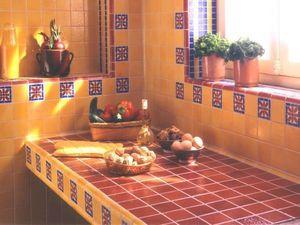 Emaux de Briare - progression - Kitchen Worktop