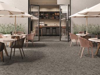 Novoceram - cubes-- outdoor - Sandstone Tile