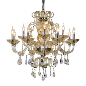 ALAN MIZRAHI LIGHTING - am2488 caramel - Candelabra