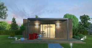 NATIBOX -  - Wooden House