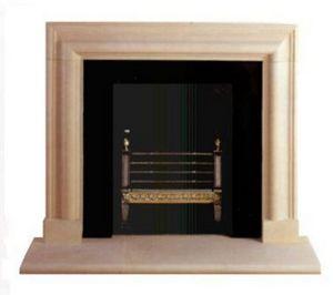 The Edwardian Fireplace -  - Open Fireplace