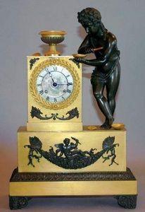 Jacque's Antiques -  - Desk Clock