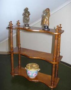 Jacque's Antiques -  - Multi Level Wall Shelf