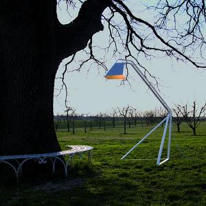 BYSTEEL - crane - Garden Lamp