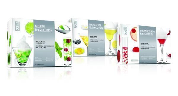 MOLECULE-R - Kit of gastronomy-MOLECULE-R