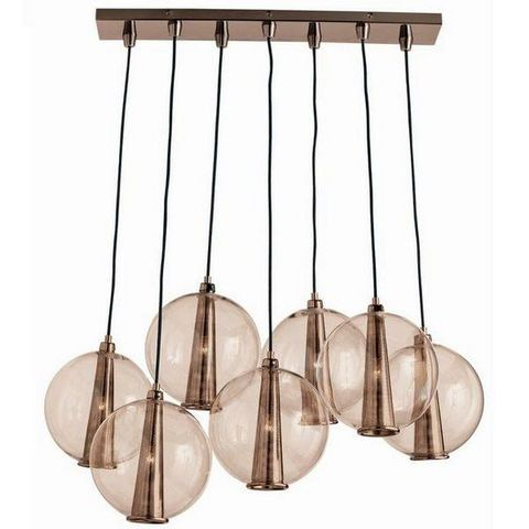 ALAN MIZRAHI LIGHTING - Chandelier-ALAN MIZRAHI LIGHTING-OR304-18