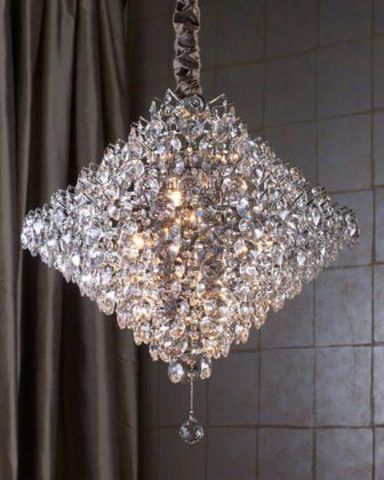 ALAN MIZRAHI LIGHTING - Chandelier-ALAN MIZRAHI LIGHTING-AM5900C