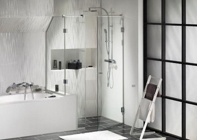 GLASSOLUTIONS France - Shower screen panel-GLASSOLUTIONS France-Timeless