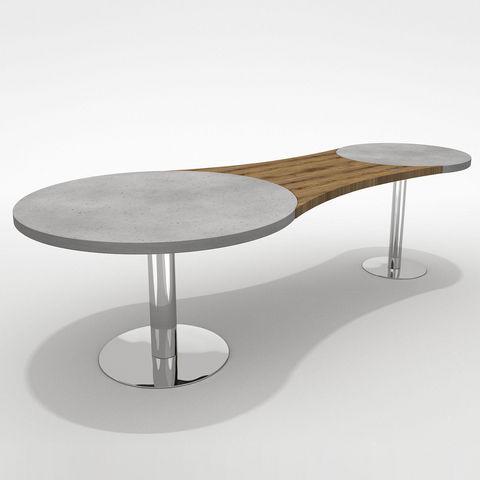 CO33 - Desk-CO33-Bureau