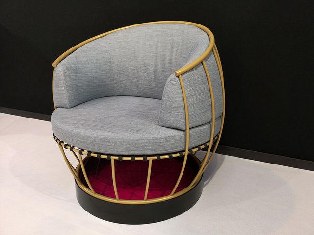 DESINVOLTE DESIGN - Armchair-DESINVOLTE DESIGN-Katia
