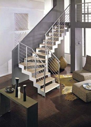 NOVALINEA - Quarter turn staircase-NOVALINEA-LASER VISION