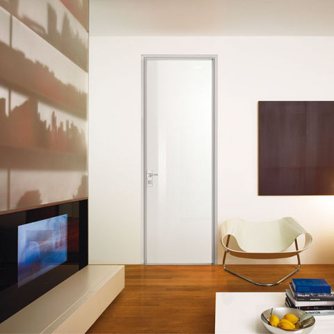 Silvelox - Internal glass door-Silvelox-WAYL Glass satinato extra chiaro