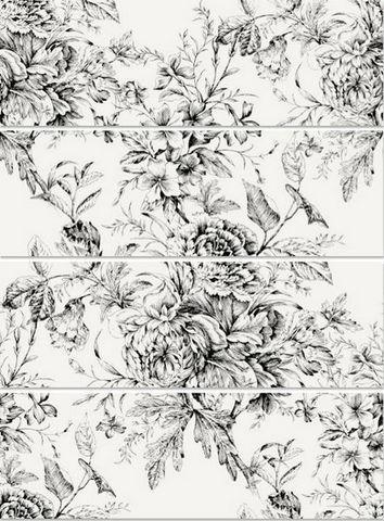 Vives Azulejos y Gres - Wall tile-Vives Azulejos y Gres-Blanco Brillo Frunce-4 25x75cm