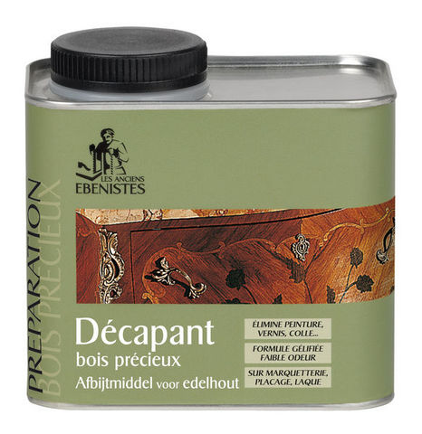LES ANCIENS EBENISTES - Paint stripper-LES ANCIENS EBENISTES-Bois précieux