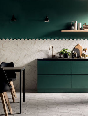 MARCA CORONA - Sandstone tile-MARCA CORONA-Int�rieurs (rev�tements et sols)
