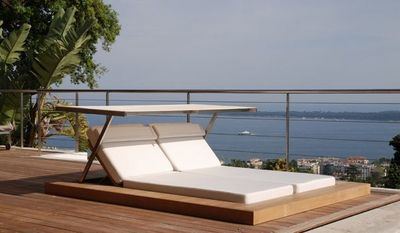 Honeymoon - Double Sun lounger-Honeymoon-Sundeck