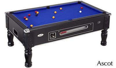 Academy Billiard - Billiard table-Academy Billiard-Ascot pool table