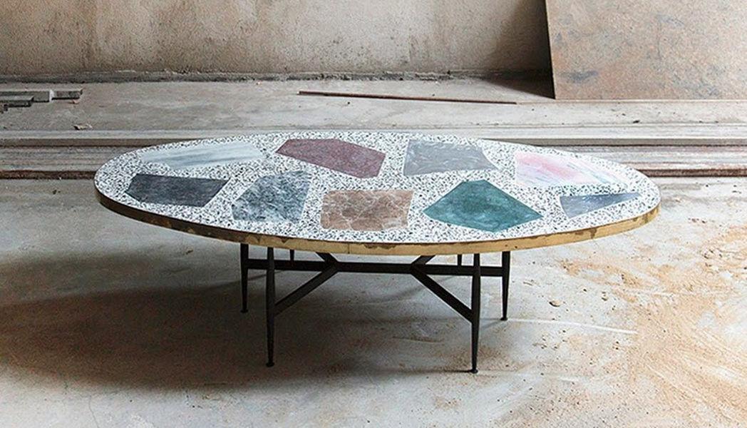 Rooms studio Couchtisch ovale Couchtische Tisch  |