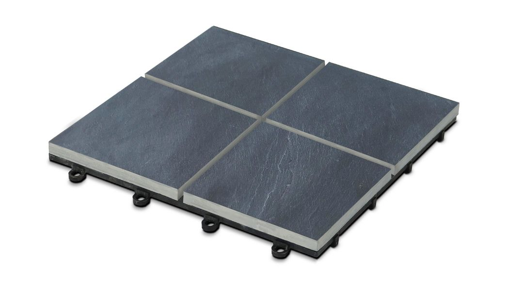 OVIALA Terrassenplatte Außenböden Böden   