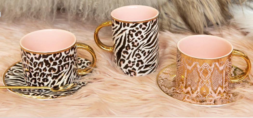 CRISTINA RE Kaffeetasse Tassen Geschirr  |