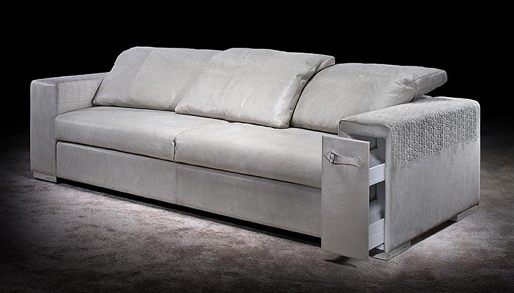 CIMINI E COMPAGNUCCI Sofa 3-Sitzer Sofas Sitze & Sofas  |