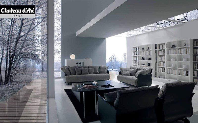 CHATEAU D'AX    Wohnzimmer-Bar   Design Modern