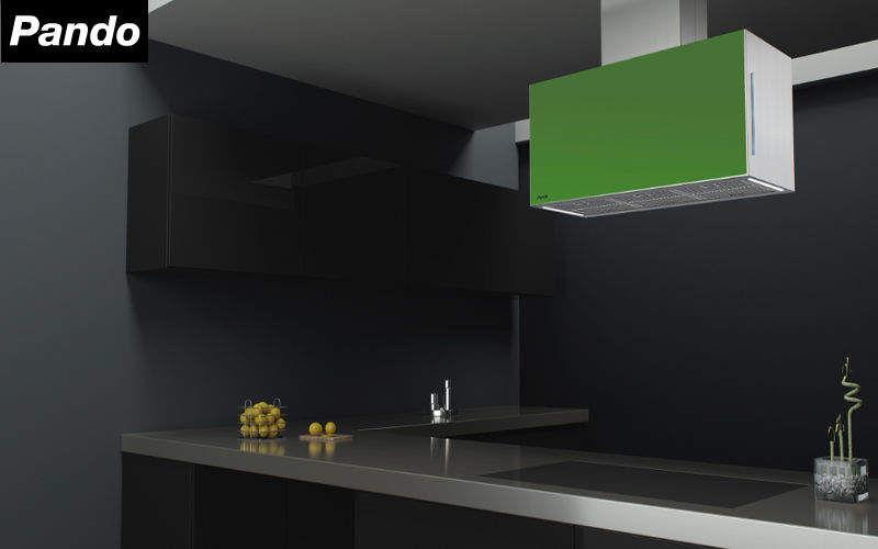 PANDO Insel-Dunstabzugshaube Dunstabzugshauben Küchenausstattung Küche |