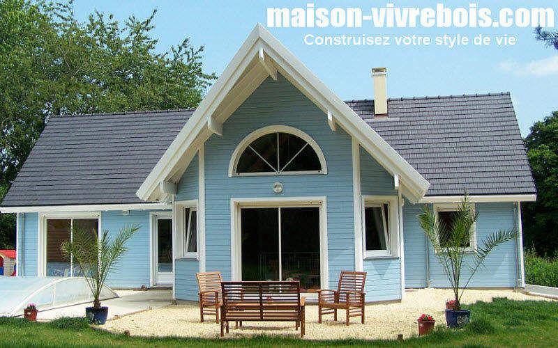 VIVREBOIS Einfamilienhaus Einfamilienhäuser Häuser Büro   Land