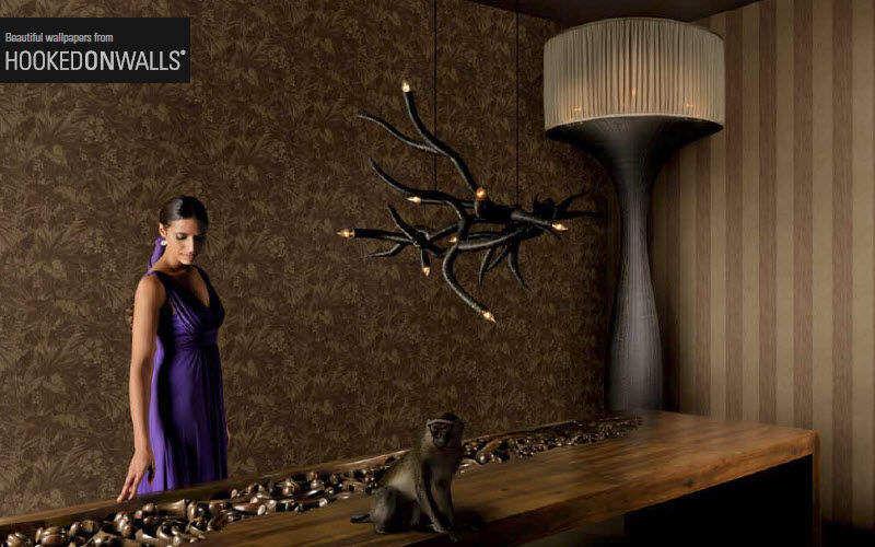 Hookedonwalls Tapete Tapeten Wände & Decken Esszimmer | Exotisch