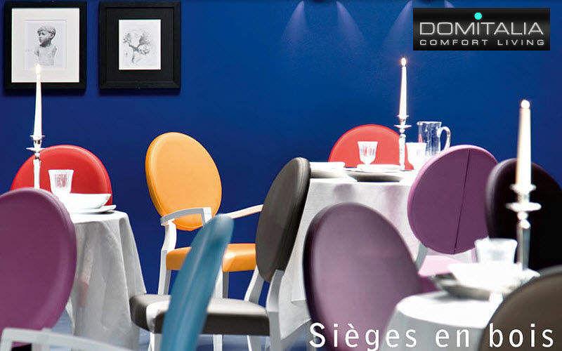 Domitalia Bridge-Sessel Sessel Sitze & Sofas Esszimmer |