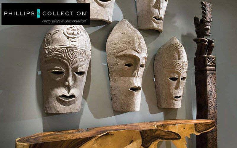 Phillips Collection Maske Masken Dekorative Gegenstände Eingang | Exotisch