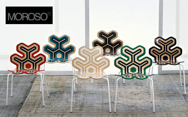 Moroso Stuhl Stühle Sitze & Sofas    Unkonventionell