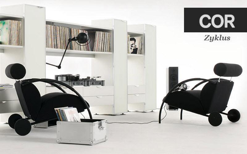 COR Ruhesessel Sessel Sitze & Sofas Wohnzimmer-Bar | Unkonventionell