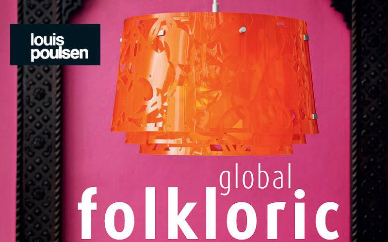 Louis Poulsen Deckenlampe Hängelampe Kronleuchter und Hängelampen Innenbeleuchtung  |