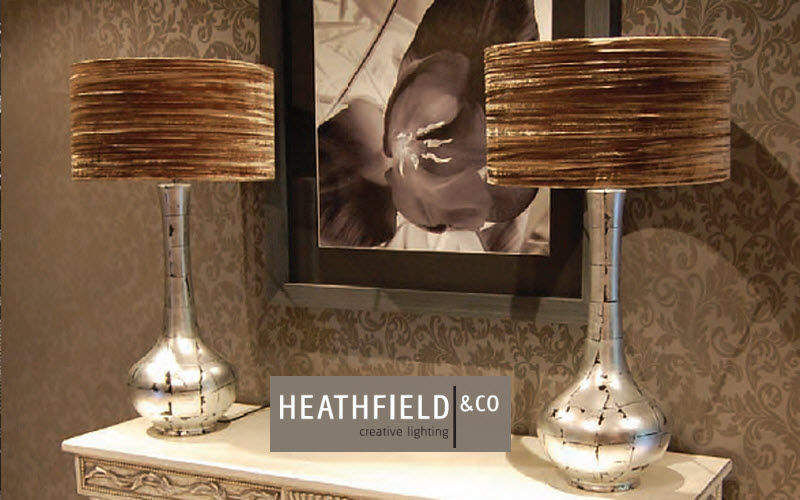 Heathfield & Company Tischlampen Lampen & Leuchten Innenbeleuchtung  |