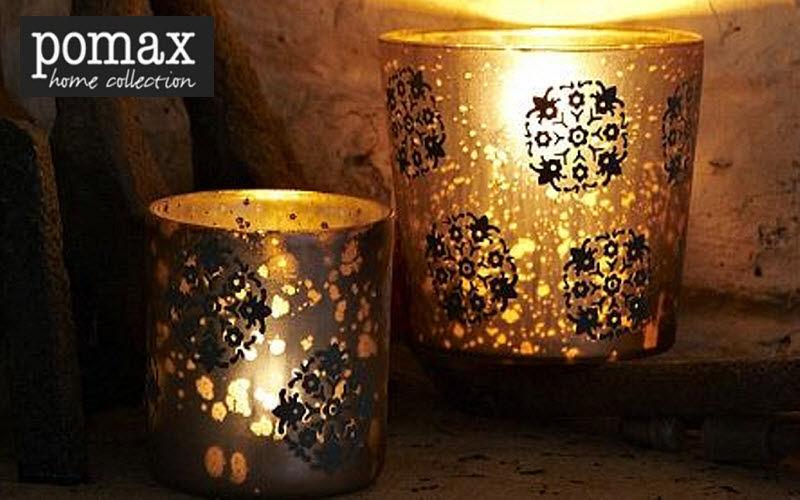 Pomax Windlicht Kerzen und Kerzenständer Dekorative Gegenstände  |