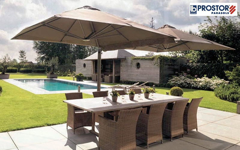 PROSTOR parasols Sonnenschirm Sonnenschirme Gartenmöbel Terrasse | Design Modern